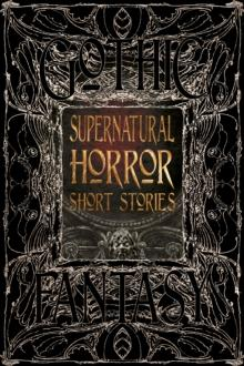 Supernatural horror -