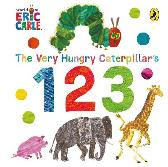 The Very Hungry Caterpillar's 123 - Eric Carle