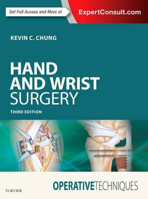 Operative Techniques: Hand and Wrist Surgery -