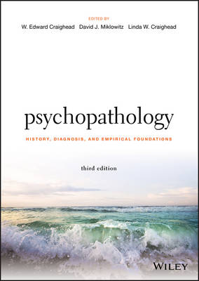 Psychopathology - W. Edward Craighead