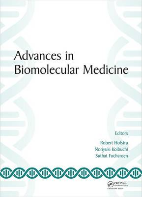 Advances in Biomolecular Medicine - Robert Hofstra