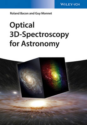 Optical 3D-Spectroscopy for Astronomy - Guy Monnet