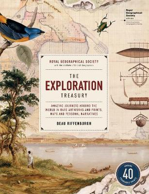 The Exploration Treasury (RGS (with IGB)) - Beau Riffenburgh