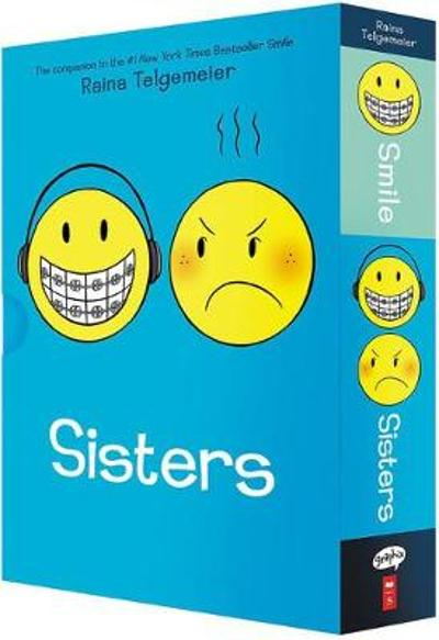 Smile and Sisters: The Box Set - Raina Telgemeier