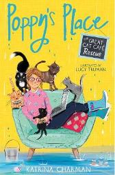 The Great Cat Cafe Rescue - Katrina Charman Lucy Truman