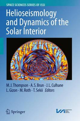 Helioseismology and Dynamics of the Solar Interior - M. J. Thompson