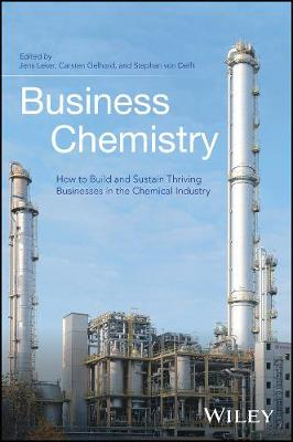 Business Chemistry - Jens Leker