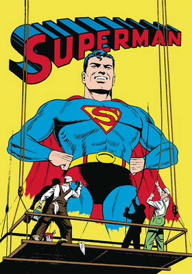 Superman The Golden Age Omnibus Vol. 3 - Jerry Siegel