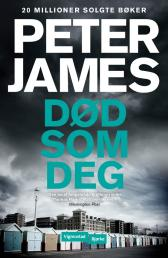 Død som deg - Peter James Monica Carlsen