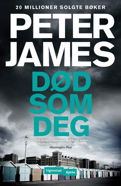 Død som deg - Peter James