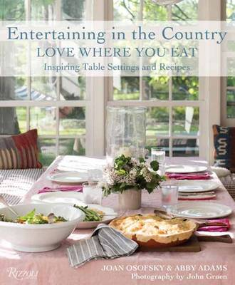 Entertaining In The Country - Joan Osofsky