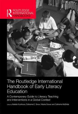 The Routledge International Handbook of Early Literacy Education - Natalia Kucirkova