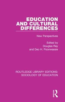 Education and Cultural Differences - Douglas Ray