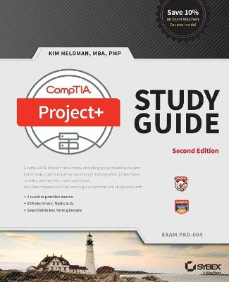 CompTIA Project+ Study Guide - Kim Heldman