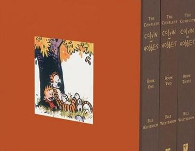 The complete Calvin and Hobbes. Vol. 1-3 - Bill Watterson