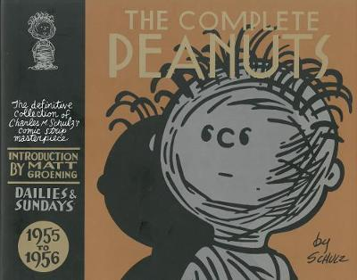 The Complete Peanuts 1955-1956 - Charles M. Schulz