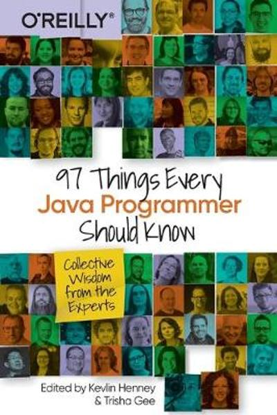 97 Things Every Java Programmer Should Know - Kevlin Henney