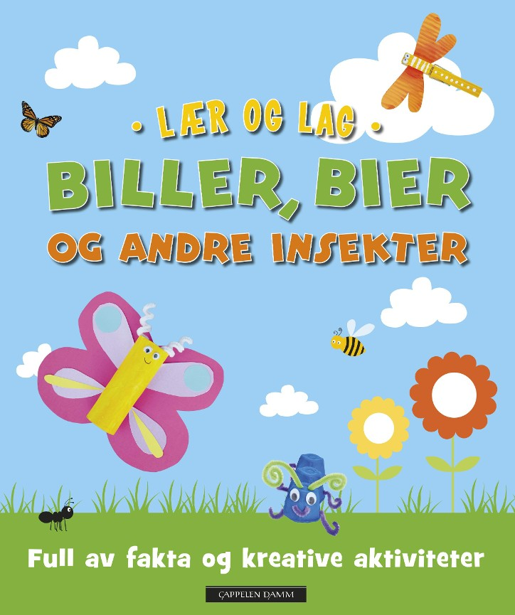 Biller, bier og andre insekter - Wendy Horobin
