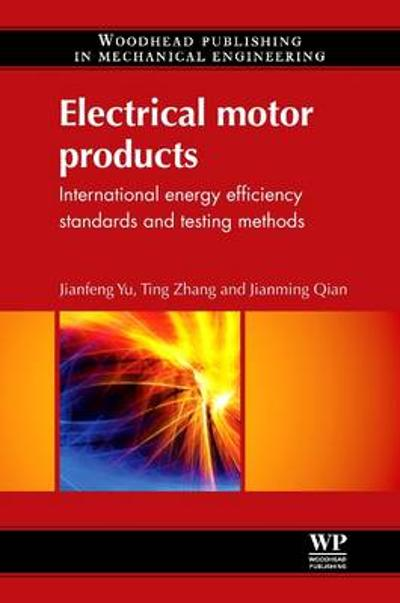 Electrical Motor Products - Jianfeng Yu