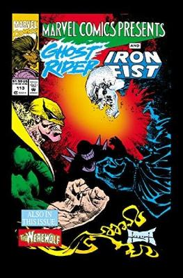 Iron Fist: The Book Of Changes - Terry Kavanagh