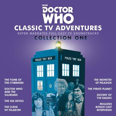 Doctor Who: Classic TV Adventures Collection One - Kit Pedler