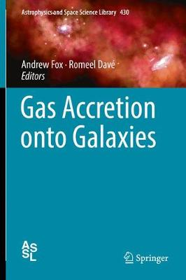 Gas Accretion onto Galaxies - Andrew Fox