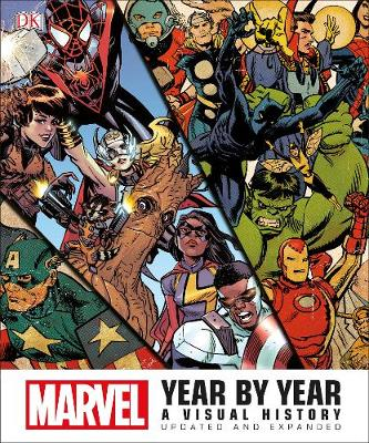 Marvel Year by Year Updated and Expanded - DK