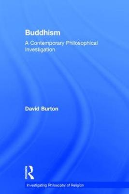 Buddhism - David Burton