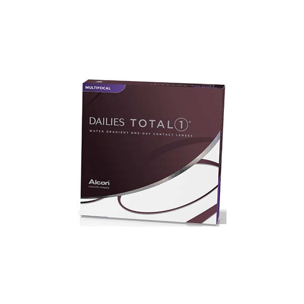 DAILIES TOTAL1 Multifocal 90p - Alcon