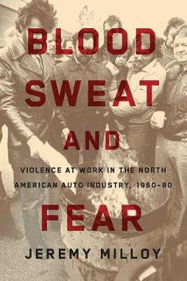 Blood, Sweat, and Fear - Jeremy Milloy