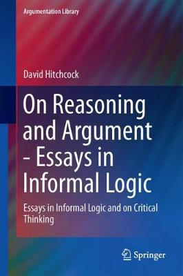 On Reasoning and Argument - David Hitchcock