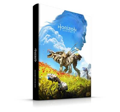 Horizon Zero Dawn Collectors Edition Guide - Future Press