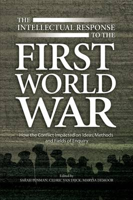 Intellectual Response to the First World War - Marysa Demoor