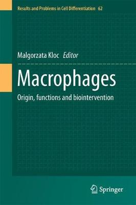 Macrophages - Malgorzata Kloc
