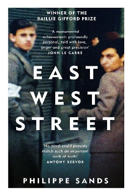 East West Street - Philippe Sands