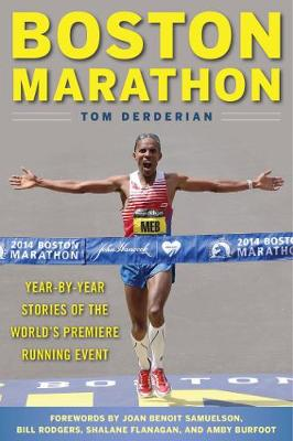 Boston Marathon - Tom Derderian