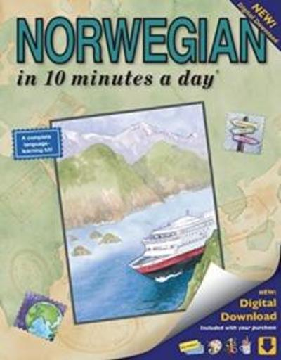 NORWEGIAN in 10 minutes a day - Kristine Kershul
