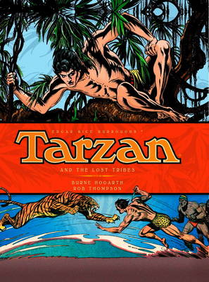 Tarzan and the Lost Tribe - Don Garden