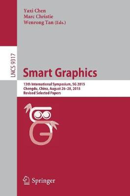 Smart Graphics - Yaxi Chen