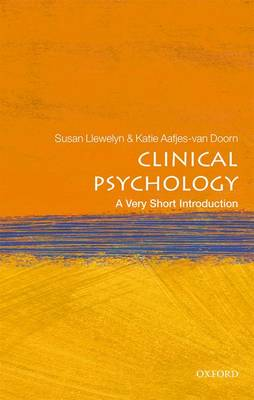 Clinical Psychology: A Very Short Introduction - Susan Llewelyn