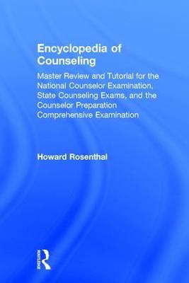 Encyclopedia of Counseling - Howard Rosenthal