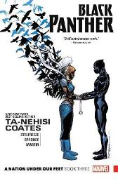Black Panther: A Nation Under Our Feet Book 3 - Ta-Nehisi Coates Brian Stelfreeze