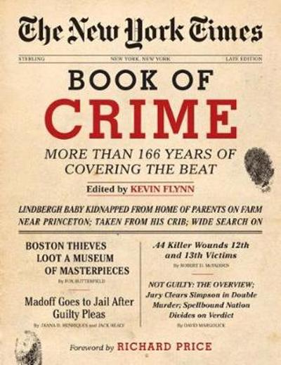 The New York Times Book of Crime -