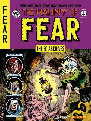 Ec Archives: The Haunt of Fear Volume 4 - Wally Wood