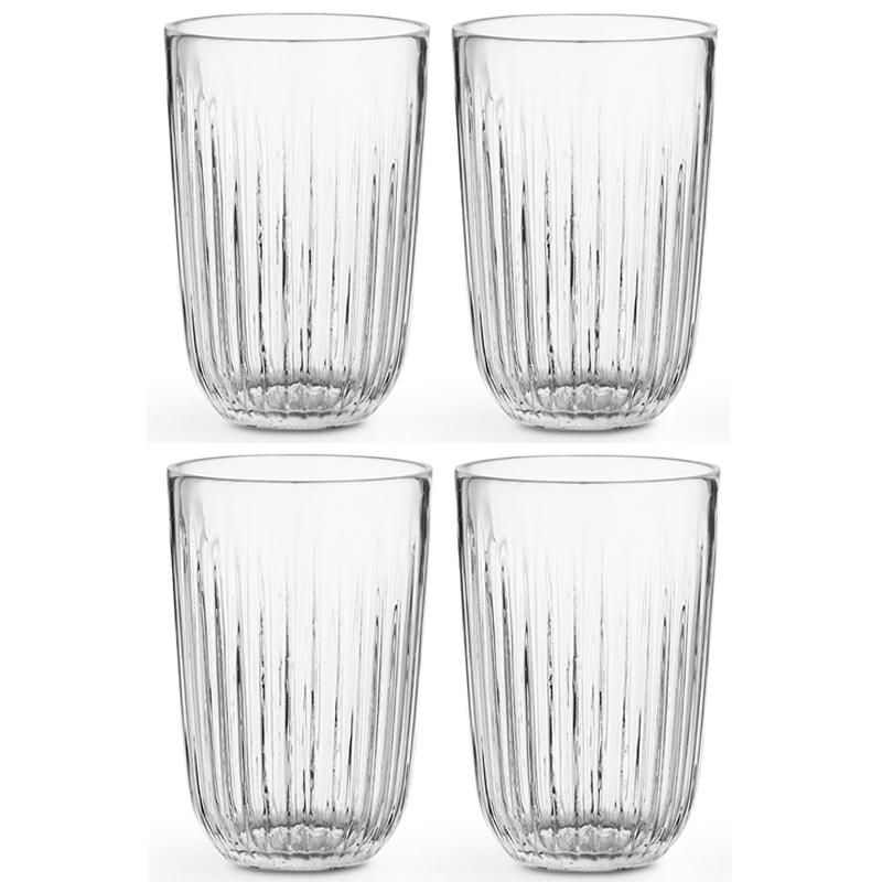 Ultra Hammershøi glass 40 cl 4 pk - Kähler » Bokkilden AB-29
