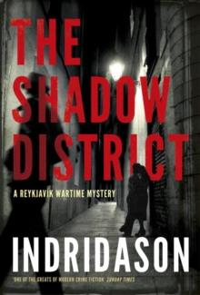 Shadow district - Arnaldur Indridason