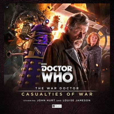 The War Doctor 4: Casualties of War - Guy Adams