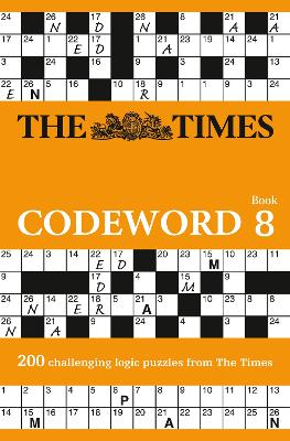 The Times Codeword 8 - The Times Mind Games