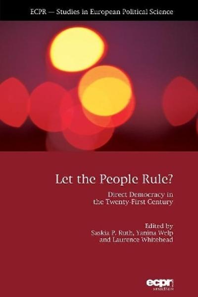 Let the People Rule - Saskia Ruth
