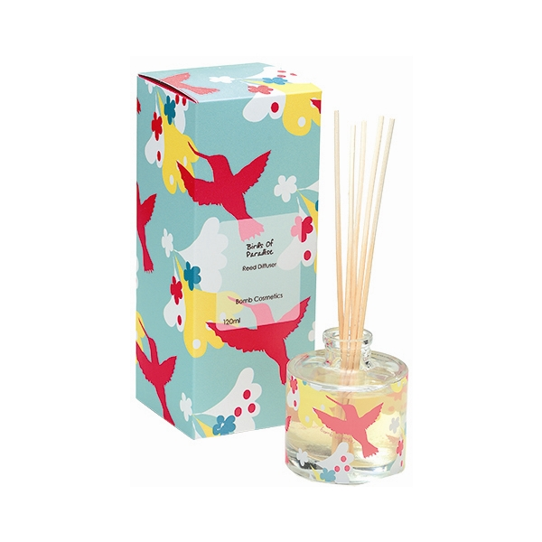 Reed Diffuser Birds of Paradise - Bomb Cosmetics